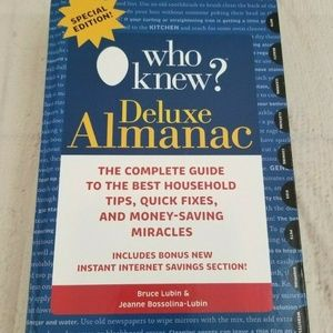 Who Knew? Deluxe Almanac